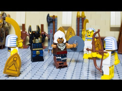 Lego Assassin's Creed Origins