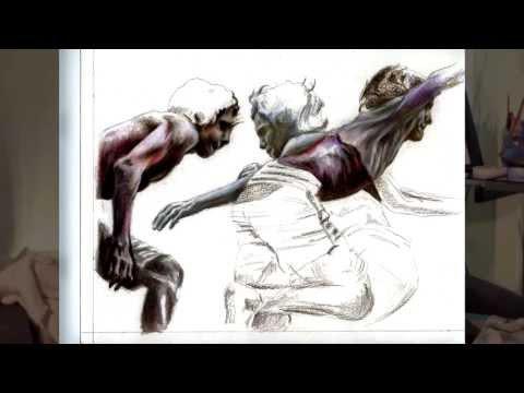 Steven Restagno - 16 year old inspiring artist - Kitchener Waterloo