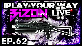 "CoD Ghosts: BEASTLY BiZON! - ""iPlay Your Way"" EP. 62 (Call of Duty Ghost Multiplayer Gameplay)"