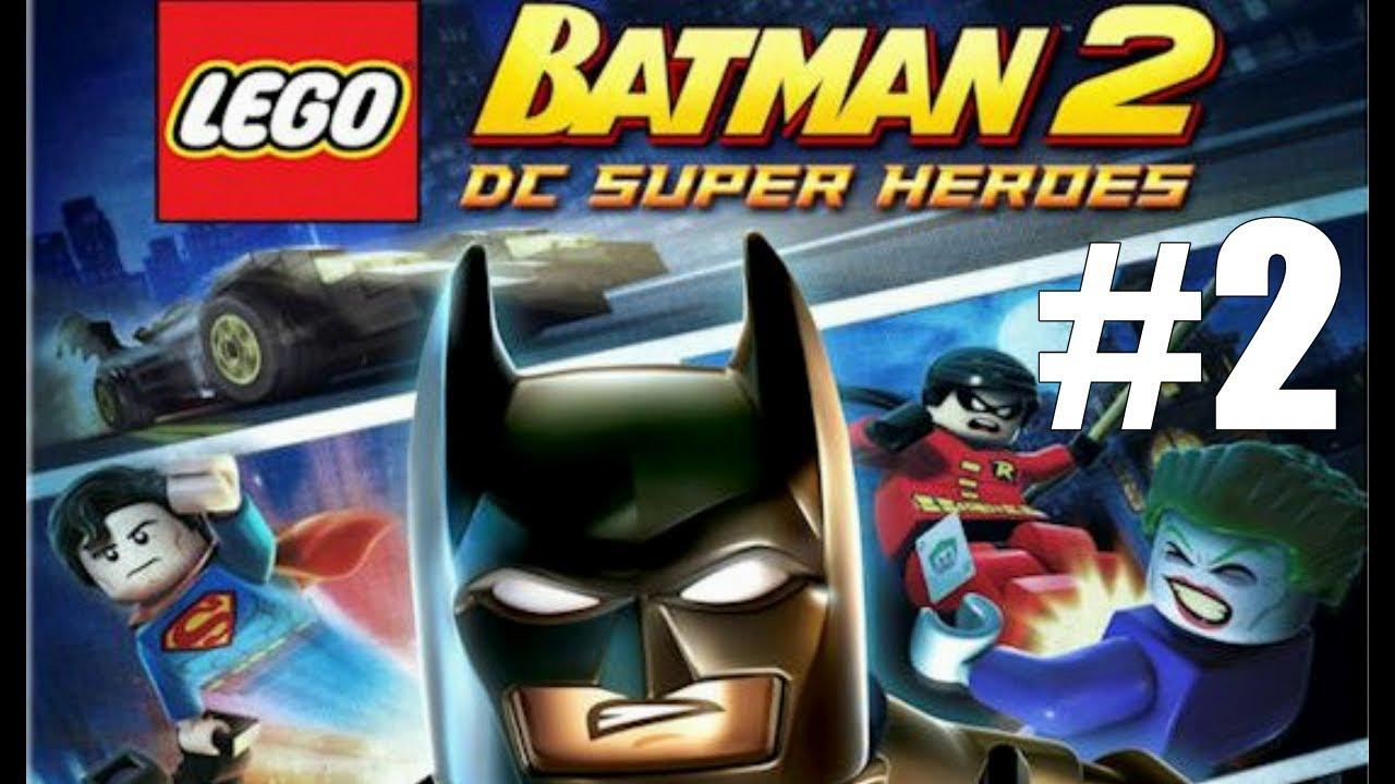 LEGO Batman 2 DC Super Heroes Walkthrough Part 2 ...