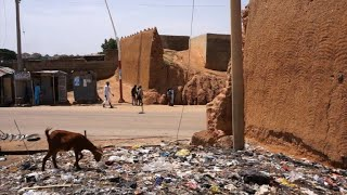 Kano's ancient walls under threat from people, politics
