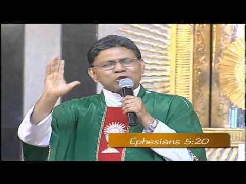 fr augustine vallooran vc total surrender to god holy mass homily english syro malabar