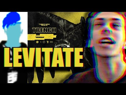 First Reaction to Twenty One Pilots - Levitate