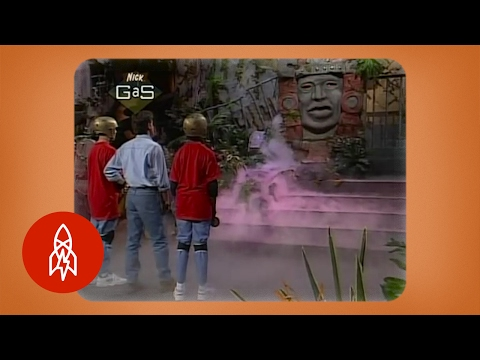 The Secrets of Nickelodeon's Hidden Temple
