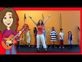 Children Song Follow Me for kids and toddlers | Dance, Movement, Counting Songs | Patty Shukla