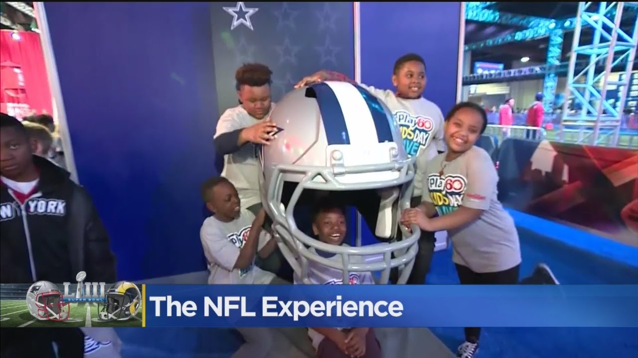 Fans Enjoying NFL Experience In Atlanta Before Super Bowl 50