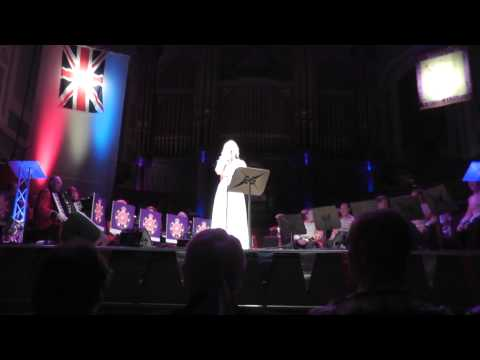 Lisa From Battalion - Were Coming Down The Road - Ulster Hall Celebrations 2012