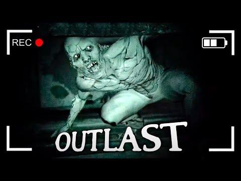 OUTLAST #05 - Fora é PIOR do que dentro do HOSPÍCIO (Gameplay Português PT-BR)