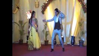 anukool arpana wedding Sangeet...tere ghar aaya mai aaya tujhko lene...