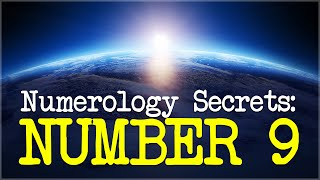 Numerology Number 9: Secrets Of Life Path 9!