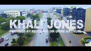 """KHALI JONES"" OFFICIAL MUSIC VIDEO BY REUCHANG (KHALIGRAPH JONES APPRECIATION)"