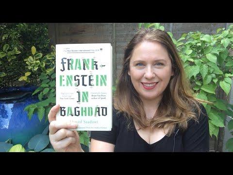 Victoria's Book Review: Frankenstein in Baghdad by Ahmed Saadawi