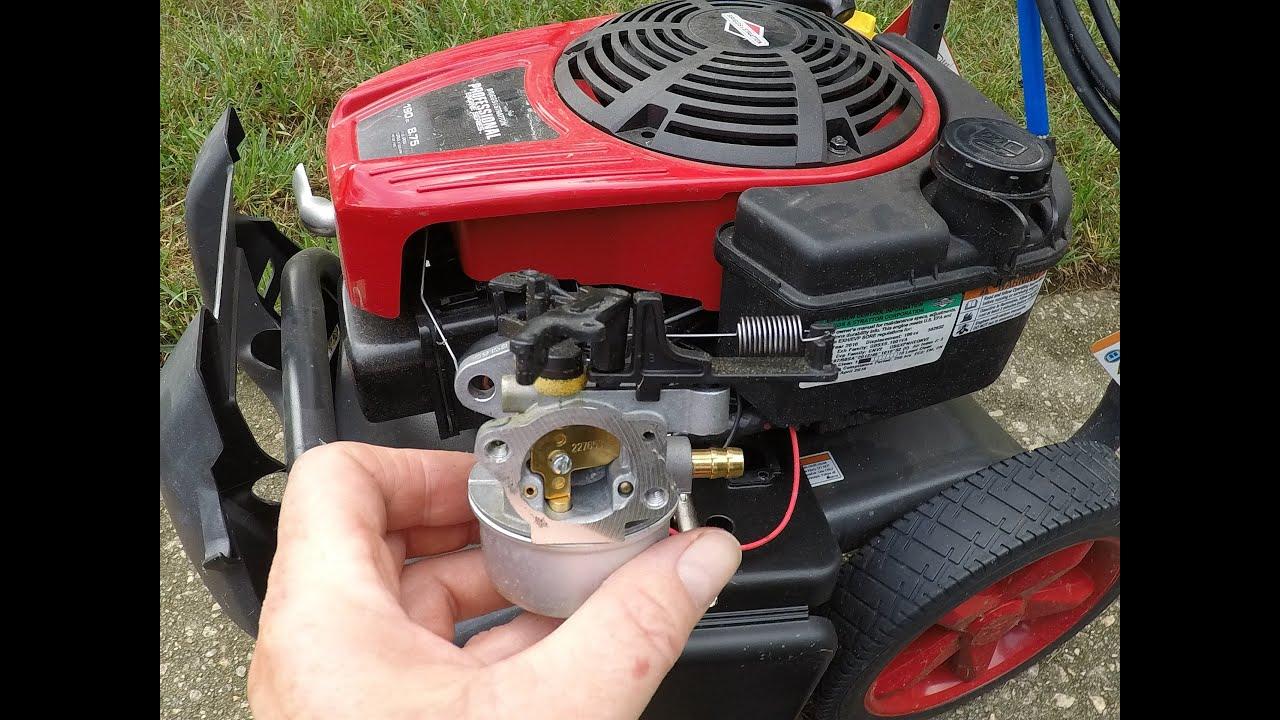 Craftsman Pressure Washer Engine Diagram Along With Craftsman Pressure