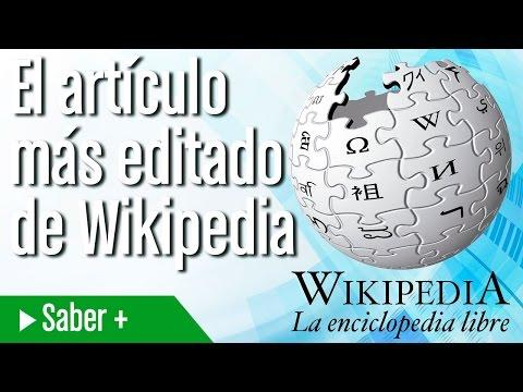 Secretos y curiosidades de los 15 años de Wikipedia