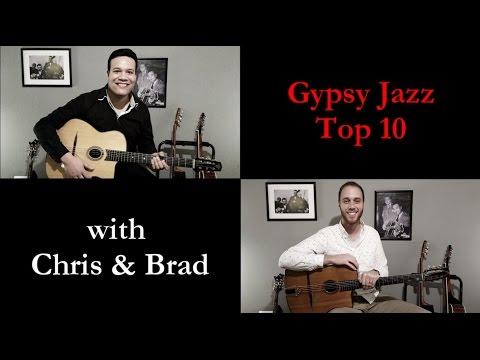 Gypsy Jazz top 10 - Episode 1: Guitar Picks