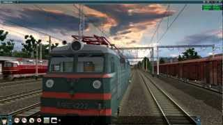 TrainZ Simulator(3) 12, Russian TrainsРусские Поезда(TrainZ Simulator(3) 12, Russian Mod, Russian TrainsРусский Мод, Русские Поезда Obtain profession: Machinist, and management: TrainОсваиваем ..., 2012-11-15T16:44:37.000Z)