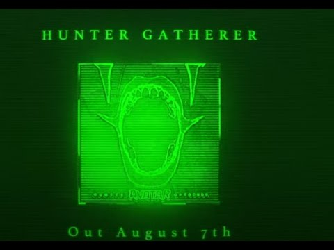 "Avatar announce new album ""Hunter Gatherer"" through teaser video ..!"
