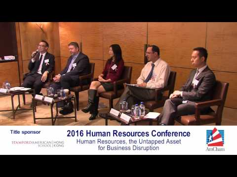 HR Conference 2016 - Leading and Managing a Diverse and Intergenerational Workforce