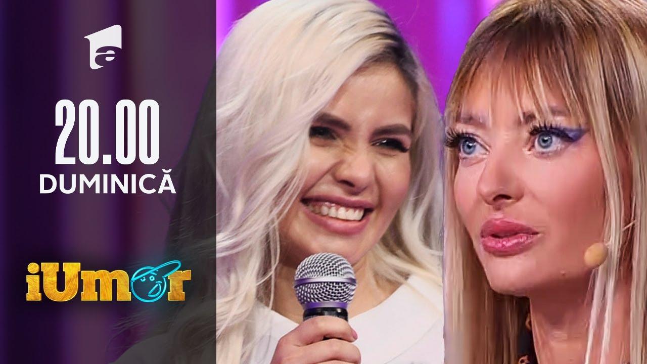 Semifinala iUmor 2020: Cristina Șchiopu, lecție ardelenească