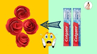 Best Out Of Waste Colgate Box Craft Idea | Recycle Colgate Box | DIY  Colgate Box Reuse | Easy Craft