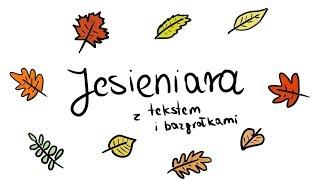 Jesieniara (piosenka ukulele z tekstem i bazgrołkami)