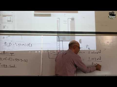 Lecture 7 - Fluid mechanics (Part 2)