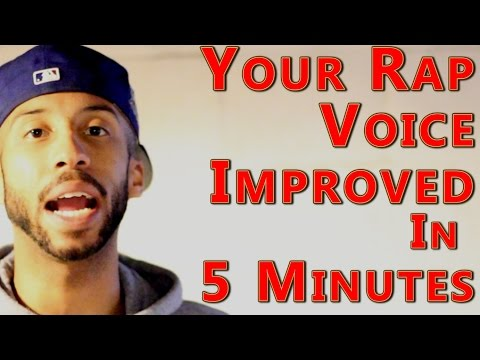 Learn To Rap: A Quick Fix For RAP VOCAL DELIVERY Issues To Grab The Audience's Attention