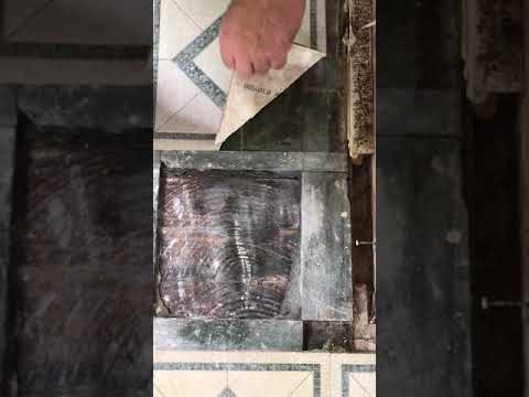 Asbestos Floor Tiles How To Tell If Your Old House Flooring May