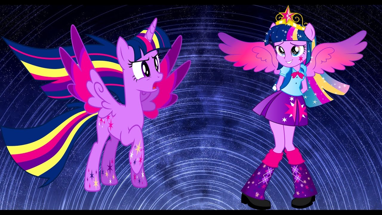 My Little Pony Equestria Girls Transform Rainbow Power