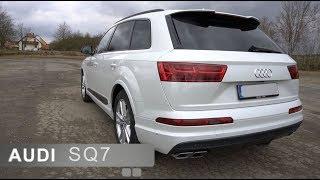 Audi Sq7  2017г В Отличной Комплектации