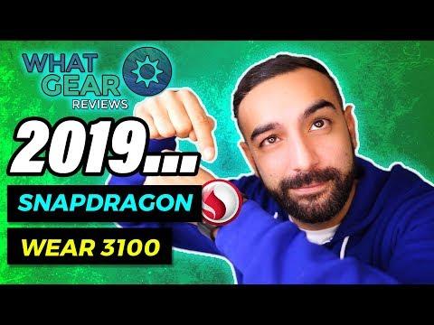 Snapdragon Wear 3100 - The Next Gen Google Wear OS