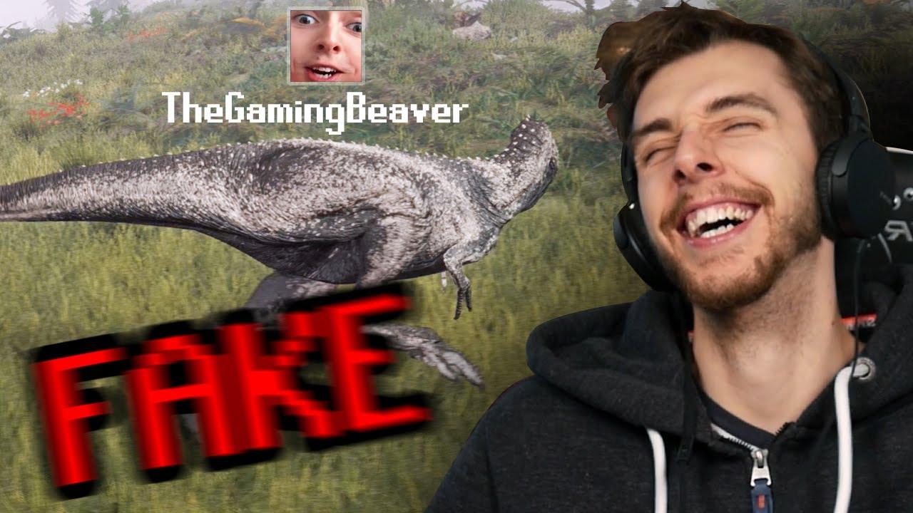 Download Reacting to a FAKE BEAVER!!!