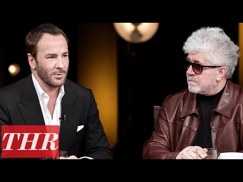 THR Full Oscar Writers Roundtable: Tom Ford, Pedro Almodovar