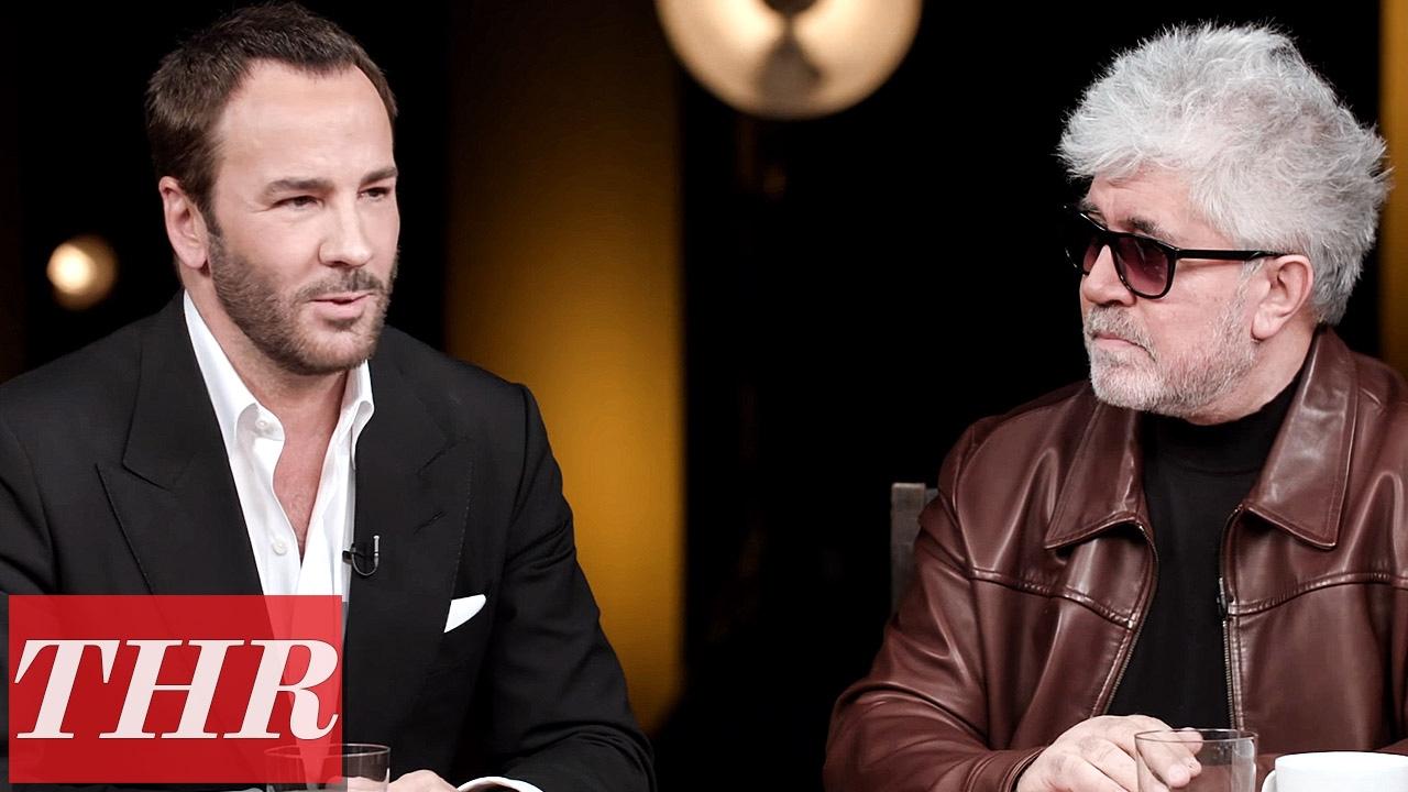 Writers Round Table Thr Full Oscar Writers Roundtable Tom Ford Pedro Almodovar