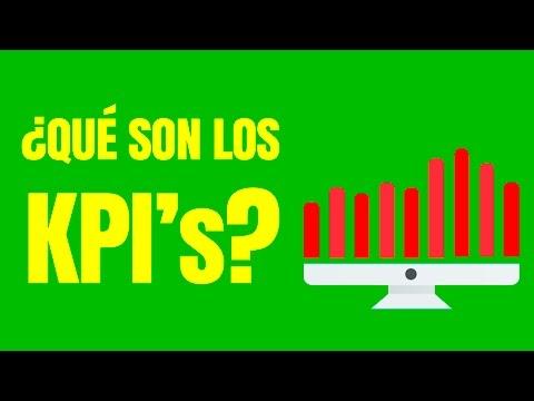 Kpi o Kpi's ¿Qué son, cómo identificarlos y para qué sirven?