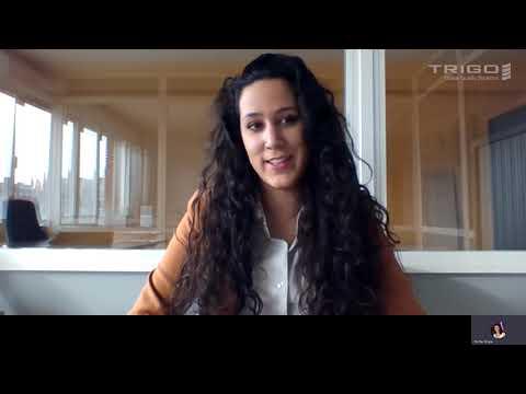 Women at TRIGO  - Sara Aguirre, Key Account Manager