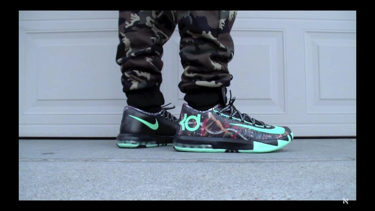 On Feet 11 Nike Kd Vi As Illusion Nola Gumbo League