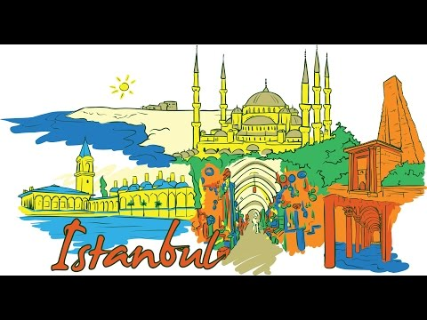 REKLAMPEDIA VLOG |  ISTANBUL TRAVEL GUIDE IN 6 MINUTES| TRAVELPEDIA #2