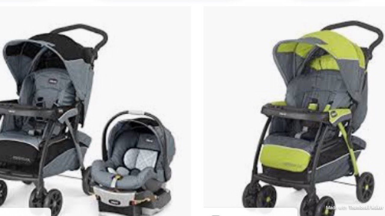 How To Assemble Chicco Cortina Stroller Youtube