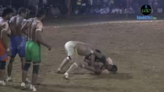 Balbedha vs Kurana Final at Khrenti Kabaddi Cup