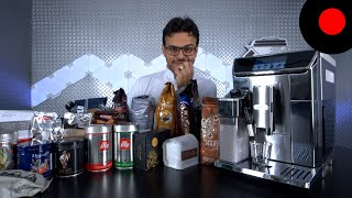 انطباعات مكينة القهوة عالية الأداء De'longhi PrimaDonna Elite