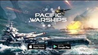 Эпичные морские бои - Pacific Warships#1