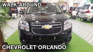 Chevrolet Orlando 1.8 Lt 2018 | Exterior & Interior Walk-Around