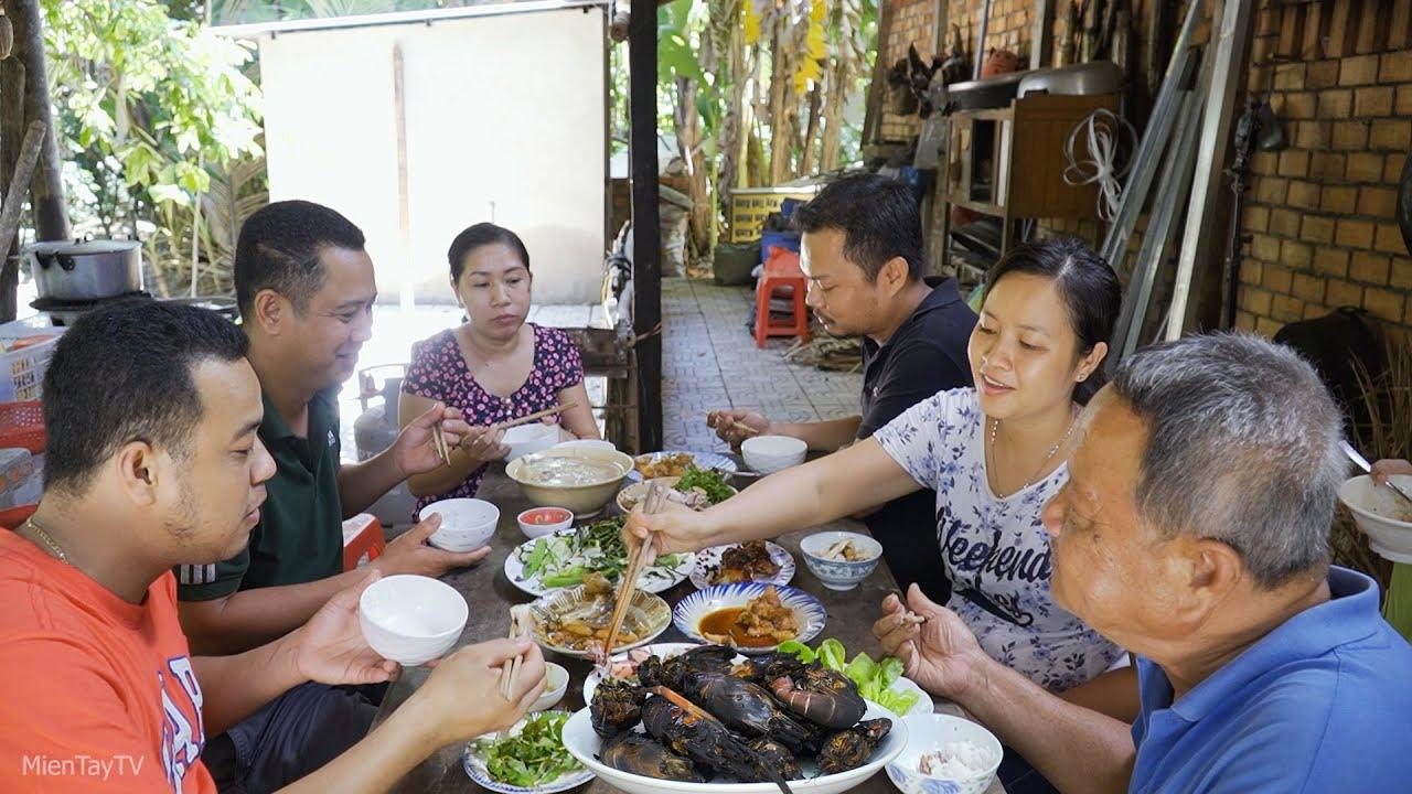 Hom Nay đong Vui Ma Co Mon Nay Ai Cũng Khong Dam ăn Miền Tay Tv Youtube