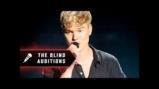 Blind Audition: Jack Vidgen - Hello - The Voice Australia 2019