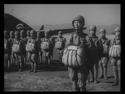 Imperial Japanese Army Airborne Forces Assault (1942~44) - Rakkasan Butai