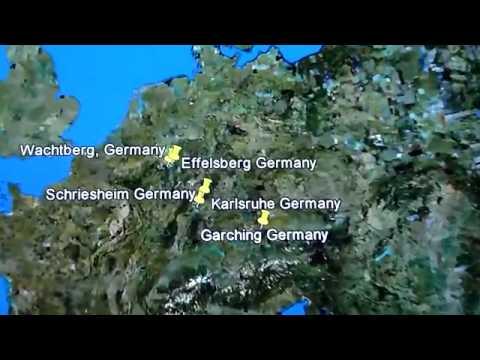 Haarp Deutschland Standorte