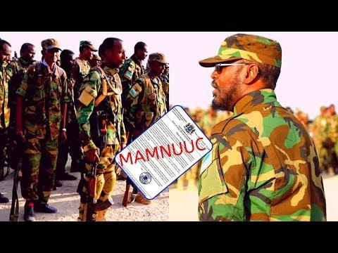 DEG-DEG Jubbaland Oo Kismaayo Ka Mamnuucday Dowladda Federaalka Somalia