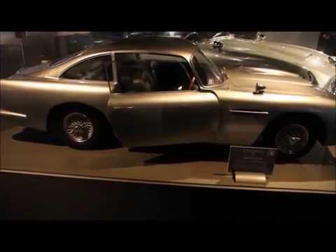 Bond in Motion: LONDON