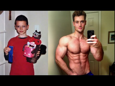 Connor Murphy Natural Body Transformation